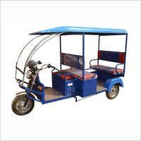 Electric Passenger Rickshaws