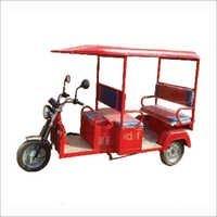Passenger E Rickshaw Loader