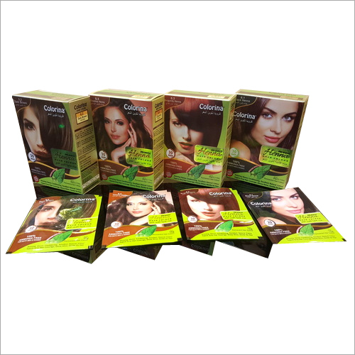 HENNA HERBAL HAIR COLORS