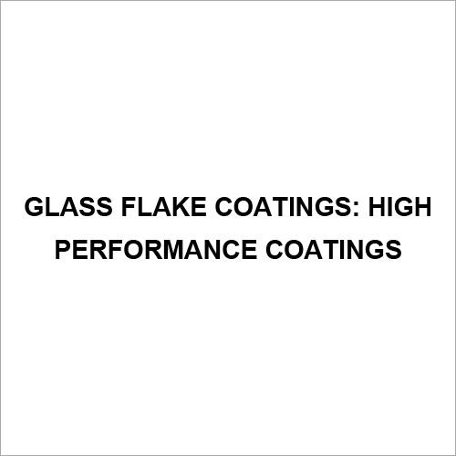 Glass Flake Coatings