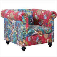 Bengalla Single Seater Sofa (Printed)