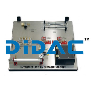 Intermediate Pneumatics Learning System