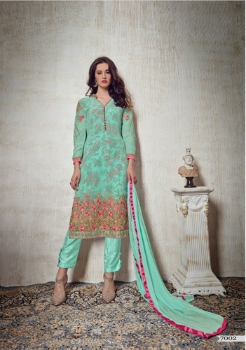 Stylish Designer Party Wear Salwar Kameez Suit