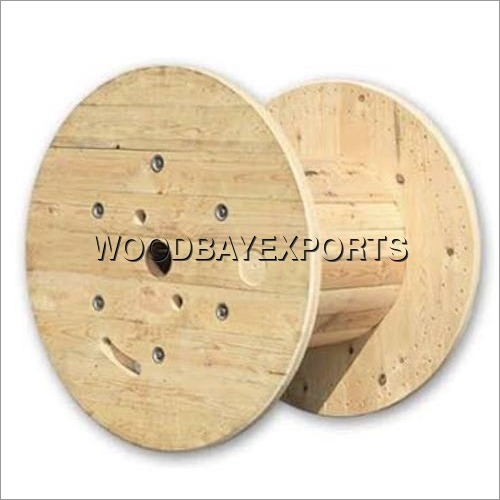 Wooden Nailed Drums