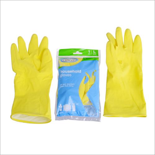 Orange Household Gloves