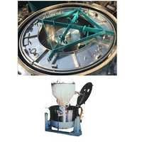 Bag Lifting & Top Loading Centrifuge