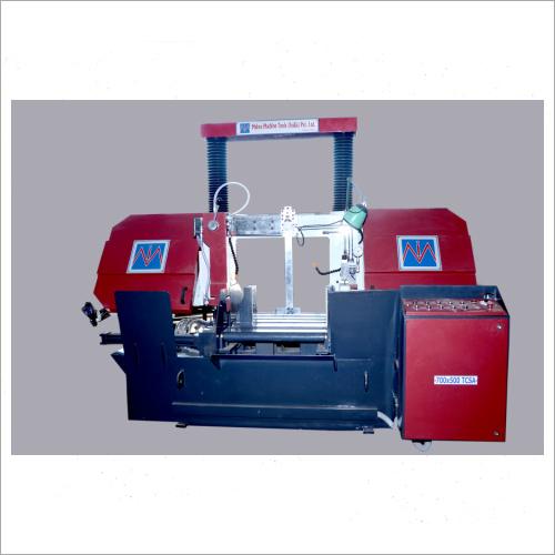 700 x 525 TCSA Semi Automatic Band Saw Machine