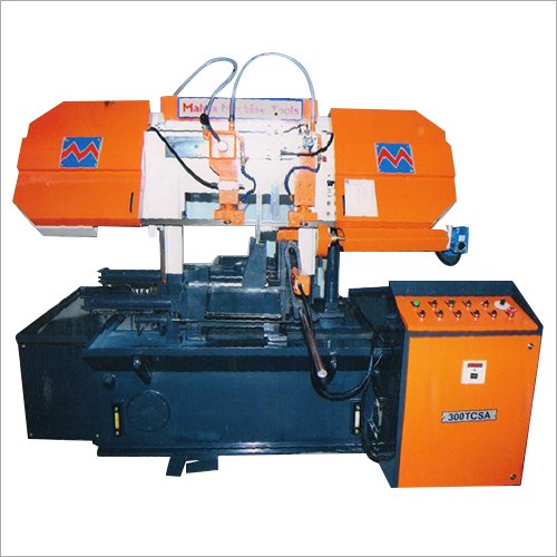 LMG Metal Cutting Band Saw Machine