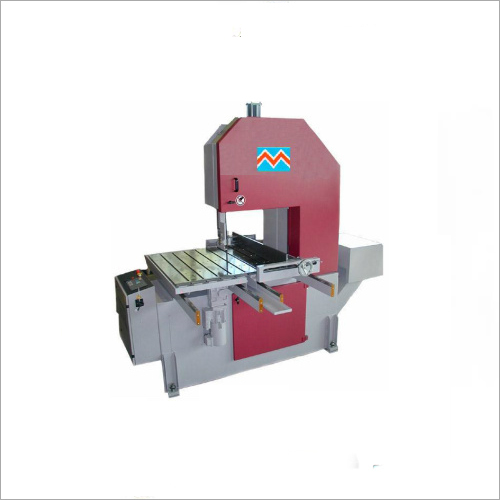 Vertical Metal Cutting Bandsaw Machine