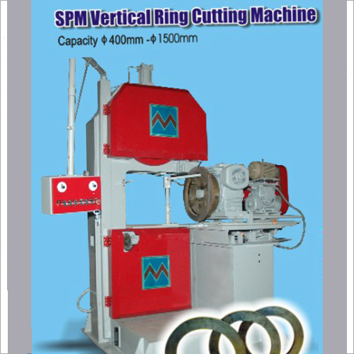 Ring Cutting Band Saw