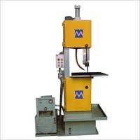 Manual Vertical Band Saw Machine