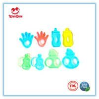 Cute Design Water Filled Teether for Newborns