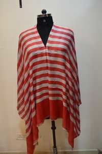 allover stripes cashmere scarves