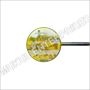 All Metallic Magnifier