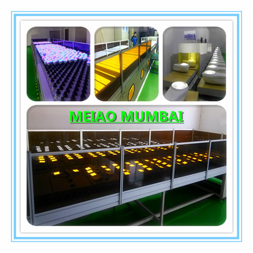 LED panel light making machine