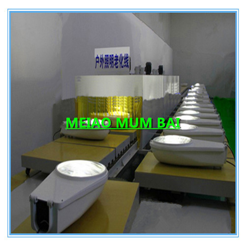 LED street light making machine