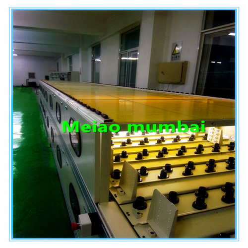 LED bulb and fluorescent lamp (tube light) aging line multifunction machine