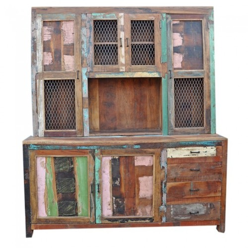 Reclaimed Kitchen Cabinet
