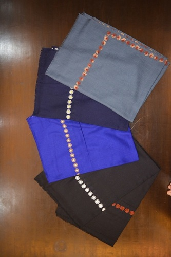 Woolen Embroidered Scarves