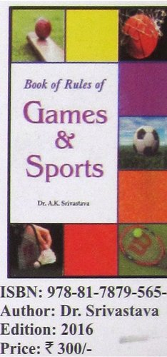 Games and sports Book