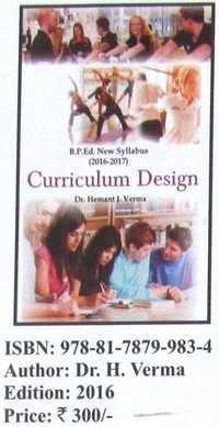 Curriculam Desigh