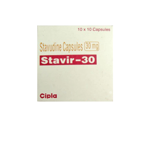 Stavudine Stavir 30mg