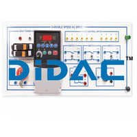 Variable Frequency Ac Drive Learning System