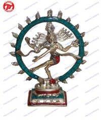 Natraj Dancing W/ Stone Work