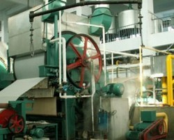 Tissue Paper Jumbo Roll Machine