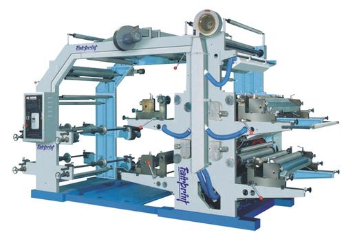 Multi Color Flexo Printing Machine