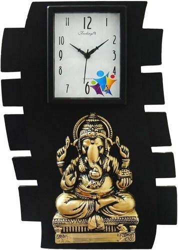 Antique Ganesh Wall clock