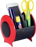 Feelings Desk Organizer (Red/ Yellow)