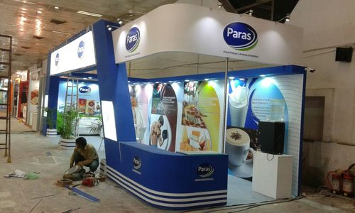 Stall Exhibition Advertising