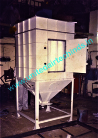 Dust Collector Unit Automatic Bag Cleaning Type