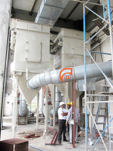 Dust Collector - Reverse Pulse Jet Cleaning