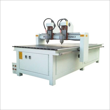Double Spindle Wood Router