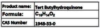 Tert Butylhydroquinone