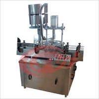 Automatic Crown Cap Sealing Machine