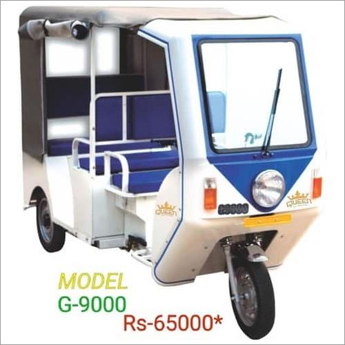 Two Seater Electric Rickshaw