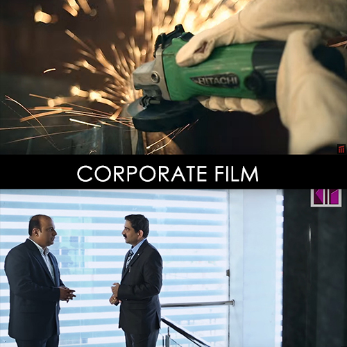 Corporate Film Maker Services