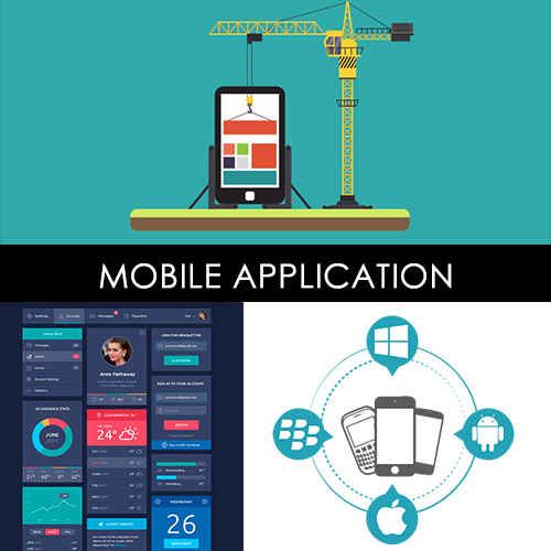Mobile Application Developing Services