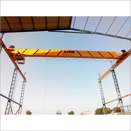 Single & Double Girder Cranes