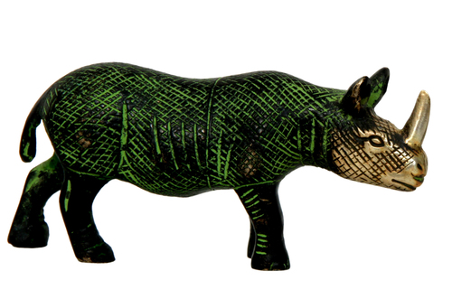 Rhinoceros Standing