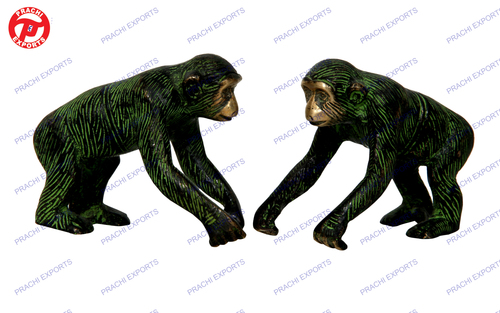 Chimpanzee Running