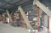 Spices Cleaning Plant