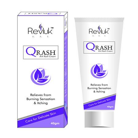 Itching and Rash Skin Treatments Cream