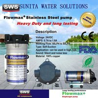 RO Water Booster Pump