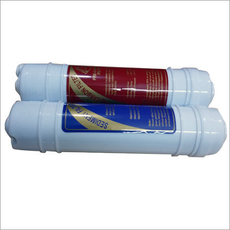 Inline Filter (Carbon and Sediment)