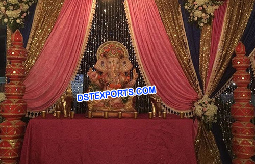Indian Wedding Entrance Decors