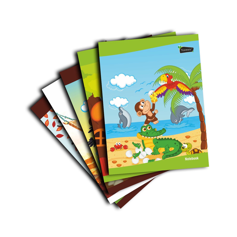 Kids School Notebook